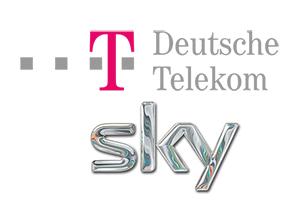 Sky ab Sommer 2013 komplett auch bei Telekom Entertain
