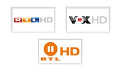 RTL HD, RTL 2 HD und VOX HD im niederländischen Kabelnetz zu empfangen