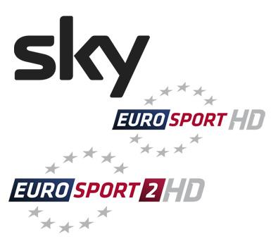 Eurosport 2 HD und neues Multifeed-Angebot startet bei Sky